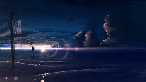 Cloud Sunset 2560x1440 Wallpaper
