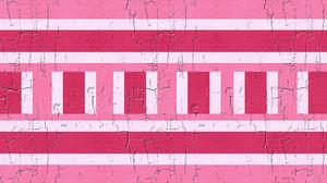 Colorful Digital Art Geometry Pink Shapes 1920x1080 Wallpaper