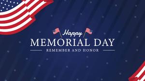 Happy Memorial Day 1920x1229 wallpaper
