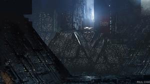 Blade Runner 2049 Building City Futuristic Skyscraper 4590x2233 wallpaper