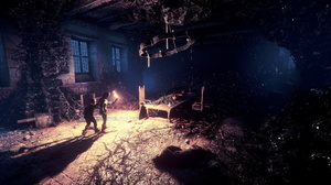 A Plague Tale Innocence Nvidia PC Gaming Creepy Rats Unreal Engine 4 Screen Shot 2560x1440 Wallpaper