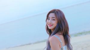 Twice K Pop Singer Women Lagune Sunlight Twice Jihyo Asian 1284x865 Wallpaper