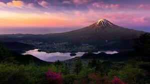 Fujiyama Japan Mount Fuji 2048x1345 Wallpaper