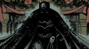 Batman Christmas Dc Comics 1920x1080 wallpaper