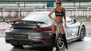Maria Grishina Women Oleg Klimin Blonde Sneakers Sunglasses Brunette Stinger Converse Hips Women Wit 2560x1707 Wallpaper