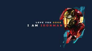 I Love You 3000 Tony Stark Iron Man Marvel Cinematic Universe Marvel Comics Avengers Infinity War Av 1920x1080 Wallpaper