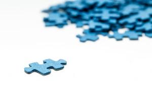 Minimalist Puzzle 2560x1707 Wallpaper