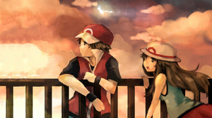 Pokemon Leaf Pokemon 1920x1200 wallpaper