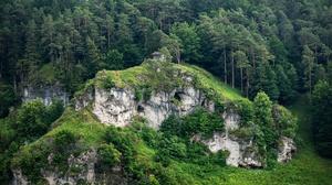 Rock Nature Trees Outdoors 3840x2160 Wallpaper