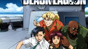 Anime Black Lagoon 1600x1200 wallpaper