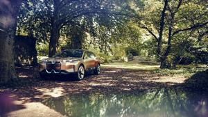 Vehicles BMW Vision 4096x2304 wallpaper