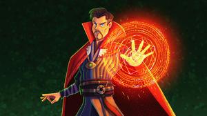 Doctor Strange Marvel Comics 3840x2160 wallpaper