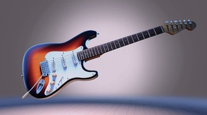 Electric Guitar Gibson Guitar Instrument 3500x2068 wallpaper