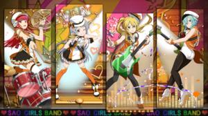 Sword Art Online Memory Defrag 2468x1388 wallpaper