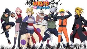 Naruto Deidara Naruto Naruto Uzumaki Kakashi Hatake Killer Bee Naruto Temari Naruto Sakura Haruno As 1920x1080 Wallpaper