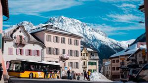Switzerland Mountains Alps 4896x3264 Wallpaper