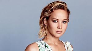 Actress American Blonde Blue Eyes Girl Jennifer Lawrence 2560x1440 Wallpaper