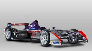 Race Car Spark Citroen Virgin Dsv 01 2090x1380 Wallpaper