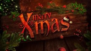 Merry Christmas 1920x1172 wallpaper