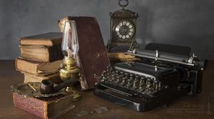 Typewriter 6016x4000 Wallpaper