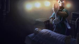 Shen League Of Legends 2560x1600 Wallpaper