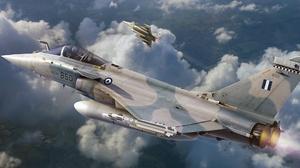 Aircraft Dassault Rafale Jet Fighter Warplane 1920x1080 wallpaper
