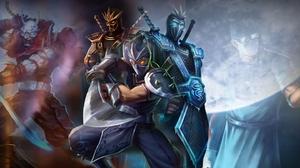 Shen League Of Legends 1440x810 Wallpaper