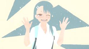 Manga Anime Please Dont Bully Me Nagatoro Nagatoro Hayase Anime Girls 1920x1080 wallpaper