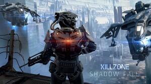 Killzone Killzone Shadow Fall Video Games Futuristic Video Game Art 1920x1080 Wallpaper