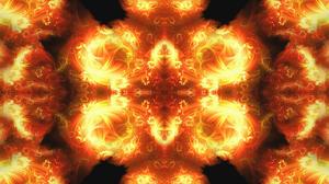 Colors Flare Gold 1920x1080 Wallpaper