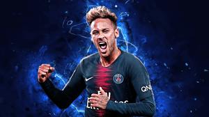 Neymar Paris Saint Germain F C Soccer 2880x1800 Wallpaper