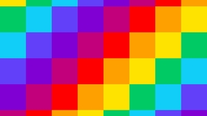 Artistic Colorful Colors Pattern Rainbow Square 2400x1798 Wallpaper