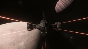 Reclaimer Star Citizen Space Star Citizen 3840x2160 Wallpaper