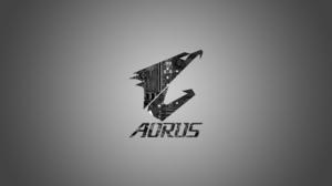 Gigabyte Aorus 2560x1440 Wallpaper