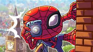 Spider Man Marvel Comics 3840x2160 wallpaper