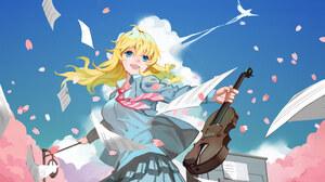 Kaori Miyazono 3507x2480 wallpaper