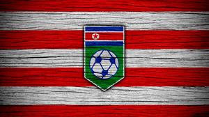 North Korea Soccer Logo Emblem 3840x2400 wallpaper