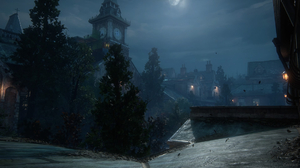4Gamers Video Games Video Game Art Sony Naughty Dog Uncharted Night Moon PlayStation 1920x1080 Wallpaper