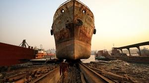 Ship Rust Old Vehicle Shipyard Dockyard 2048x1365 Wallpaper
