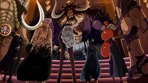 Black Maria One Piece Jack One Piece Kaido One Piece Page One One Piece Sasaki One Piece Ulti One Pi 2300x1666 Wallpaper