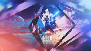 Irelia League Of Legends 2560x1440 Wallpaper