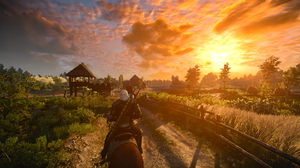 The Witcher The Witcher 3 CD Projekt RED The Witcher 3 Wild Hunt Geralt Of Rivia The White Wolf Vese 1920x1080 wallpaper