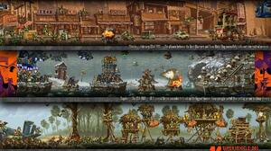 Metal Slug Video Games Video Game Art 2560x1600 Wallpaper