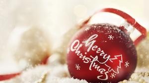 Christmas Ornaments Merry Christmas 5472x3648 Wallpaper