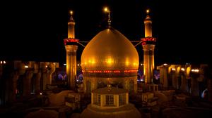 Iraq Najaf Landscape Mosque 3000x2000 wallpaper