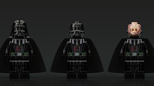 Anakin Skywalker Darth Vader 3600x1800 wallpaper
