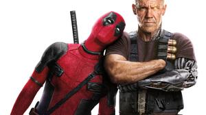 Cable Marvel Comics Deadpool Josh Brolin 5471x4118 Wallpaper
