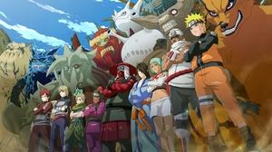 Boy Gaara Naruto Girl Killer Bee Naruto Ky Bi Naruto Naruto Uzumaki 6201x4203 Wallpaper