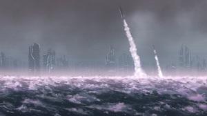 Sci Fi Rocket 1920x1080 Wallpaper