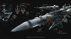 Miv4t Anime Science Fiction 2740x1200 wallpaper